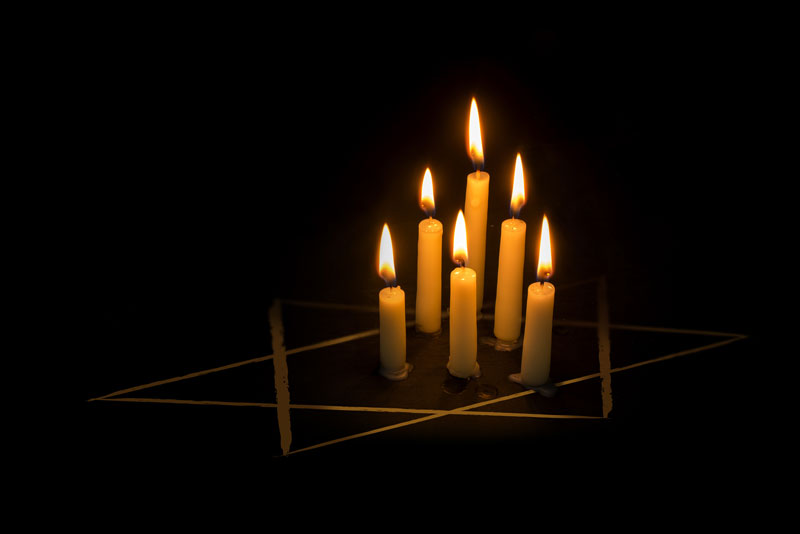 טקס יום השואה- הציבור מוזמן