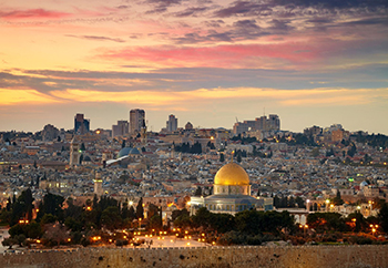 ירושלמים שבעים פנים להם- בית מדרש מסייר ונודד